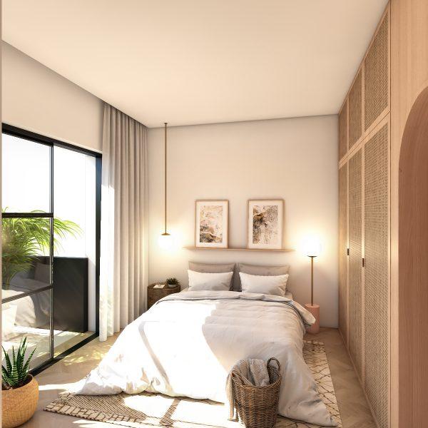 BoaVista77 - Preliminary 3D - FlatC - Bedroom - I03v02
