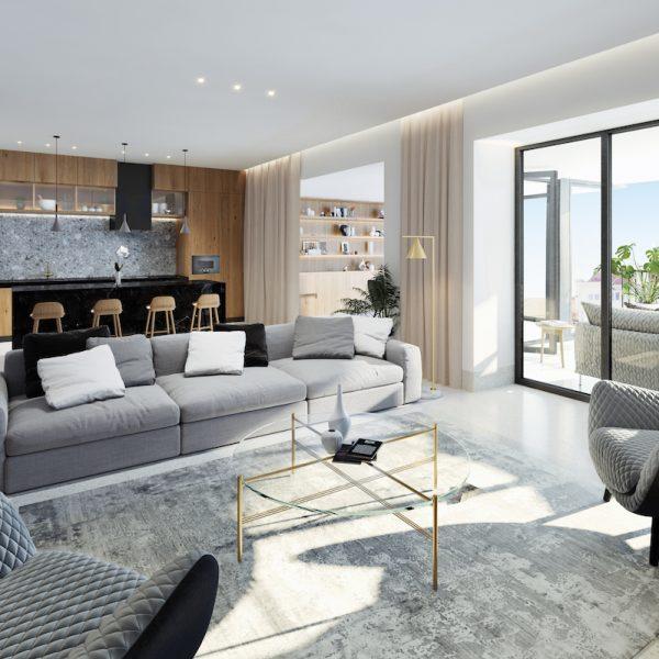 Salitre183 - Living Room - 1
