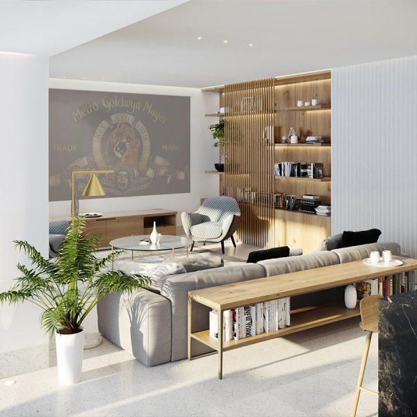 Salitre183 - Living Room - 2