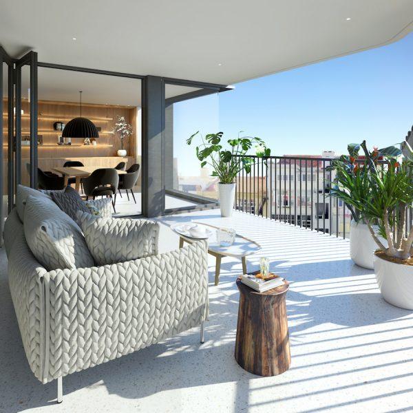 Salitre183 - Terrace SE