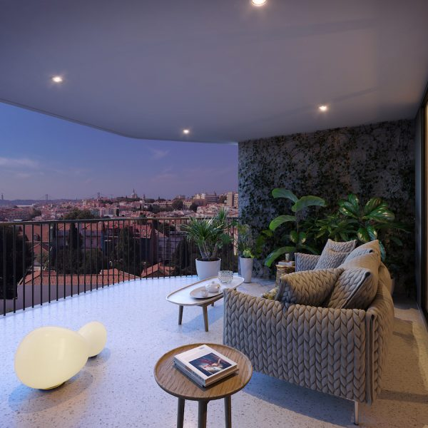 Salitre183 - Terrace SW